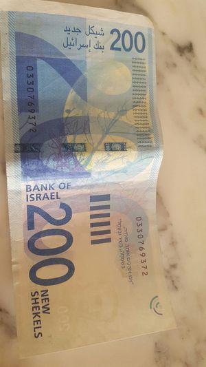 200 handered shekel for Sale in Phoenix, AZ
