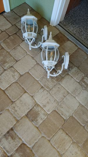 Outside garage lamps for Sale in Cape Coral, FL