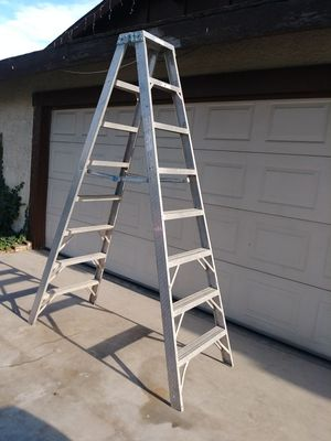 Ladder 8 foot double sided for Sale in Las Vegas, NV