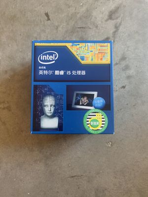 Intel Core i5-4590 Haswell Quad-Core 3.3 GHz LGA 1150 for Sale in Dallas, TX