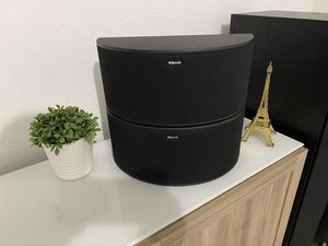 "Klipsch - Icon Dual 4"" 2-Way Bookshelf Speaker (Pair) KS-14 for Sale in Miami, FL"