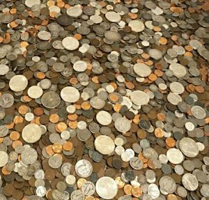 2.5 Pounds Rare estate coins for Sale in Boca Raton, FL