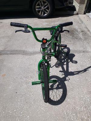 """Bike biscicleta 18"""" sin rayones,sin oxido,las gomas nuevas for Sale in Wesley Chapel, FL"""
