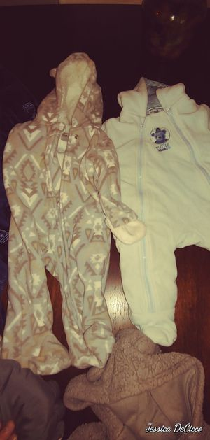 Baby winter jackets for Sale in Southbridge, MA