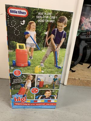 Little Tikes TotSports Easy Hit Golf Set for Sale in Milpitas, CA