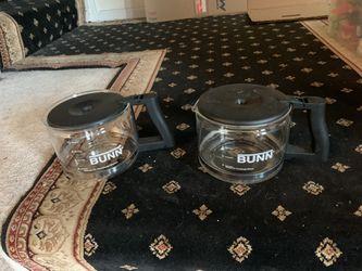 COFFEE POTS 10 CUP BUNN 2 PC SET for Sale in Alexandria,  VA