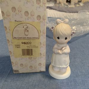 Precious Moments - The Good Lord Always Delivers for Sale in Boca Raton, FL