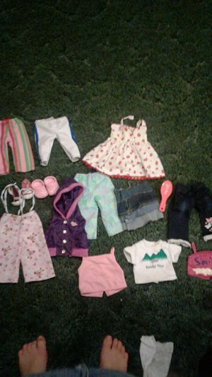 American girl doll clothes for Sale in Lake Wales, FL