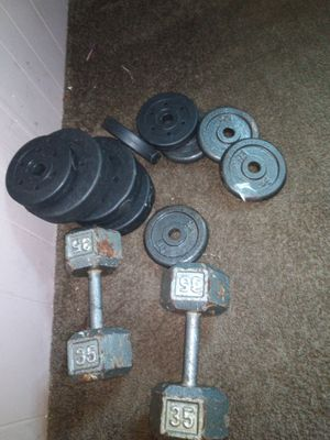 Weights for Sale in Odessa, TX