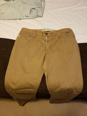 Vans size 32 pants for Sale in Asheville, NC