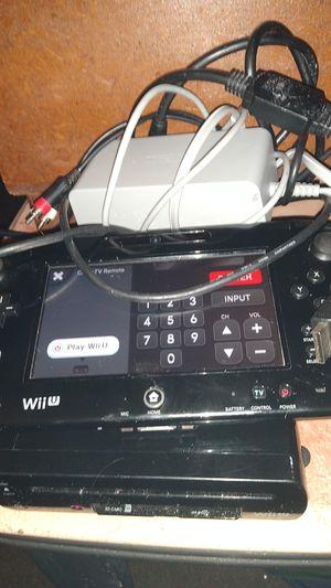 Wii u Nintendo for Sale in Phoenix, AZ
