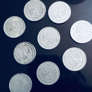 1980 -1981 Mexico coins for Sale in Oklahoma City, OK