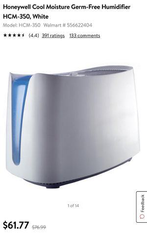 Honeywell humidifier for Sale in Bakersfield, CA