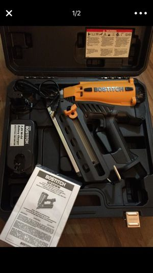 Brand new Bostitch Gas Wire-weld framing nail gun for Sale in Portland, OR