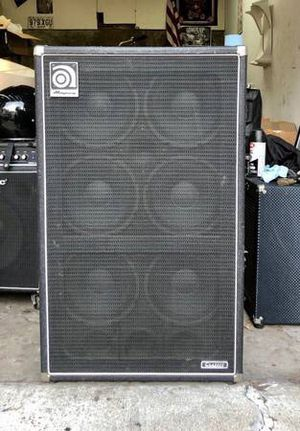 Ampeg 610 HLF 6x10 Bass Amp Cabinet for Sale in Los Angeles, CA