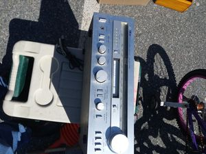 Akai stereo receiver for Sale in Brockton, MA