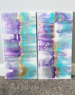 2 Canvas paintings for Sale in Lake Alfred, FL
