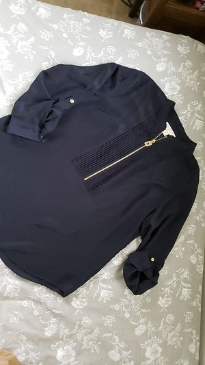 Vintage Michael Kors XL pull-over tunic blouse for Sale in Palm Beach, FL