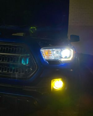 Car led headlights kit leds kits are super bright lights for Sale in Fontana, CA