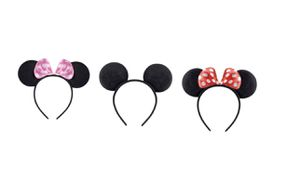 Set of 16 Mickey & Minnie Mouse Ears Headbands for Sale in Corpus Christi, TX