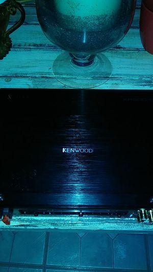 Kenwood excelon xr900-5 for Sale in Phoenix, AZ