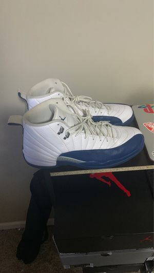 French Blue Jordan 12 (2016) size 13 for Sale in Lebanon, TN