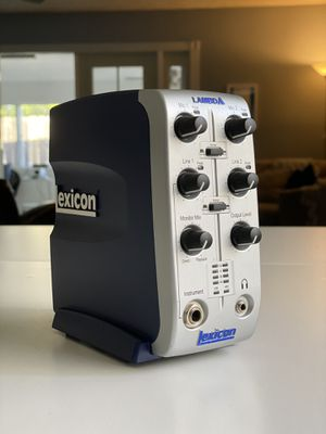 Lexicon Audio Interface for Sale in Lakeside, CA
