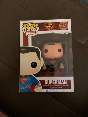 Superman pop #29 for Sale in Fresno, CA