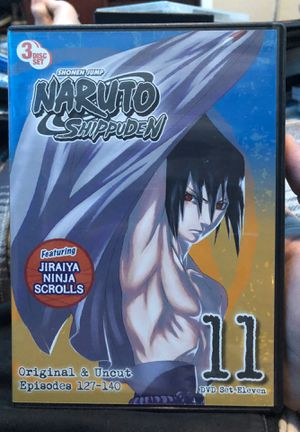 Naruto Shippuden Set 11 for Sale in Hialeah, FL
