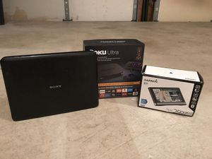 4k Roku Ultra Bundle for Sale in Sicklerville, NJ