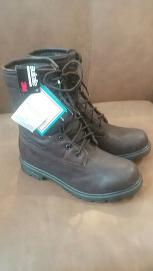 Colorado Insulated Work Combat Boots 9 Reg for Sale in Aurora, CO