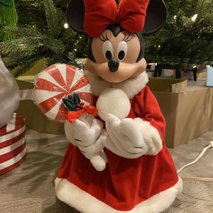 Animated Minnie Mouse Disney Figurine Arms for Sale in Tempe, AZ