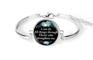 Silver Christian Bracelet for Sale in Mount Holly, NJ