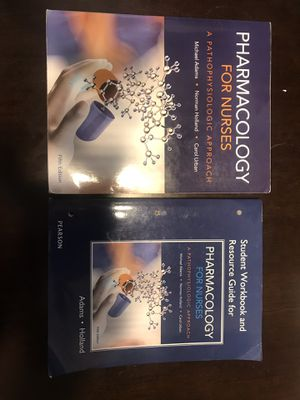 Pharmacology For nurses for Sale in Fort McDowell, AZ