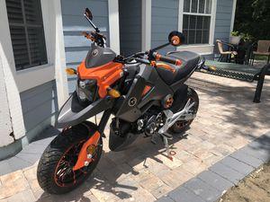 2017 Motrac MX Motorcycle/Motorbike - (Honda Grom clone) for Sale in Orlando, FL