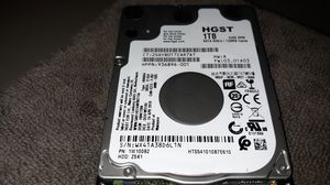 "1tb SATA harddrive (2.5"", laptop hdd) for Sale in Houston, TX"