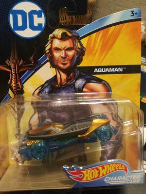 Aquaman Hot Wheel for Sale in Los Angeles, CA
