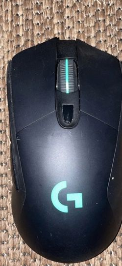 Logitech G703 Hero Wireless Gaming Mouse In Black for Sale in Bryan,  TX