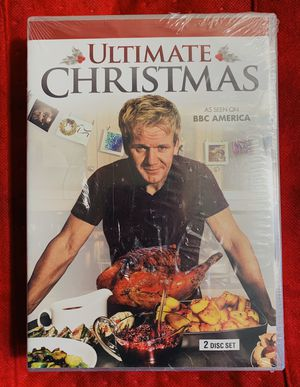 **Rare** Gordon Ramsay's Ultimate Christmas 2 Disc DVD for Sale in Canby, OR