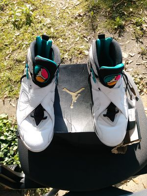 Jordan 8 Retro South Beach Men Size 10.5 for Sale in Columbus, OH