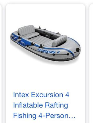 Intex excursion 4 for Sale in Nashville, TN