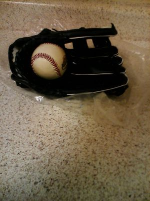 Baseball glove and ball for Sale in Baltimore, MD