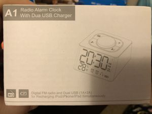 Alarm clock for Sale in Springfield, OR