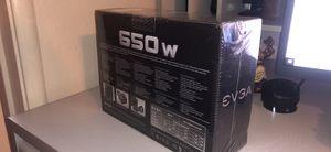 EVGA 650w PSU for Sale in Chico, CA