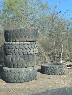 LARGE TIRES for Sale in San Antonio,  TX