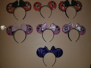 Custom Mickey Ears for Sale in Simi Valley, CA