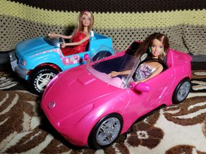 Barbies + Cars for Sale in Knightdale, NC