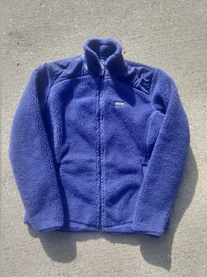 Women's Patagonia Retro Pile Jacket XL for Sale in Grass Valley, CA