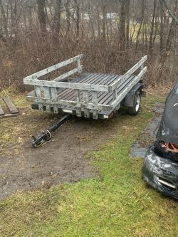 Onyx Flyer Tilt Utility Trailer for Sale in Butler,  PA