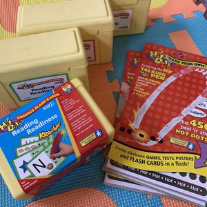 Hot Dots Reading Game for Sale in Baltimore, MD
